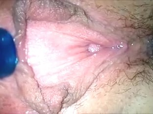 Getting excited in my homemade masturbating clip