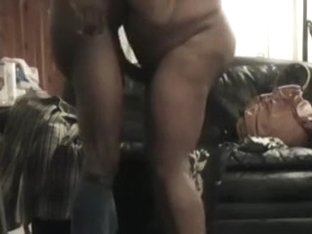 Pleasant this chubby mother i'd like to fuck darksome woman on the bed