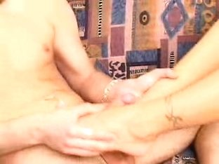 Great foot fetish sex video