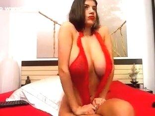 Busty babe AmazonGirl1
