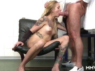 Amazing pornstar in Hottest Blonde, Anal sex video