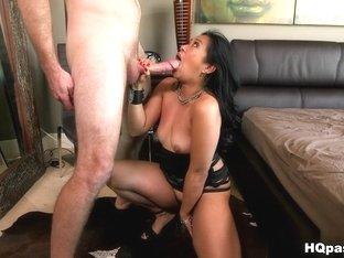 Best pornstar in Amazing Hairy, MILF xxx movie