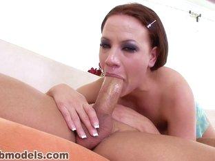 Crazy pornstar Holly Mae Holmes in Exotic POV, Small Tits adult movie