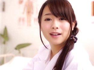 Marina Shiraishi in Let Me Help Your Masturbation part 7