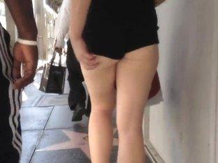 Short Shorts- Exposed ass cheeks 4