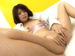 Amazing Japanese girl Azumi Harusaki in Hottest JAV uncensored Masturbation clip