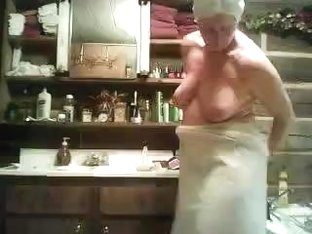 Laptop Cam - Drying Off