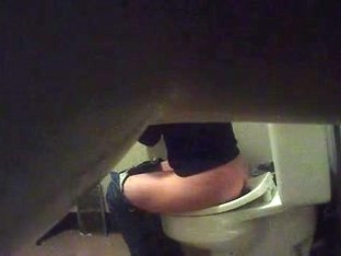 my girle friend in the bathroom