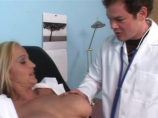 Crazy pornstar Ivy Love in fabulous blonde, facial porn clip