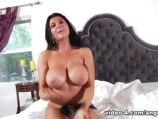 Best pornstars Riley Reid, Romi Rain in Crazy MILF, Big Tits xxx movie
