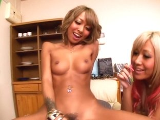 Japanese Valley Girl Vibrator Party