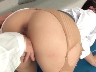 Amazing Japanese model Jin Yuki in Incredible rimming, cougar JAV movie