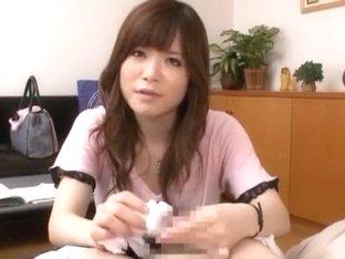 Amazing Japanese chick Rei Kiyomi in Crazy Ass JAV video