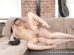 Agent & Gina in Seduced By Mature Porn Agent - CasualTeenSex