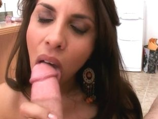 Angelina Loves the Dick!