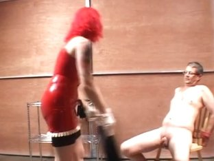 CBTandBallBusting Video: Flogged