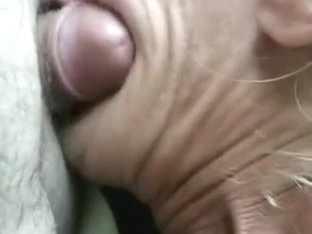 Car BJ from my friends mom