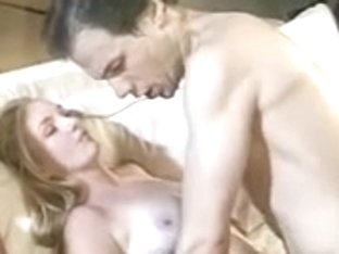 Angel with wet tongue acquires a load of sticky cum in her throat