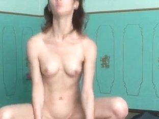 Slender redhead Crystal love most of all a fuck