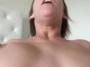 Brunette slut picked by the poolside and fucked hard