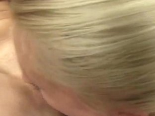Blonde Beauty Helping Gorgeous Tina Blade Cum