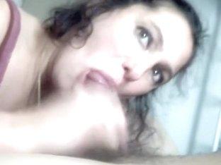 Our Intimate Oral Job XXX Sextape