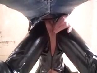 Latex sex with student