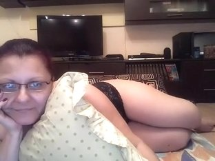 maturelady5u secret episode on 1/24/15 16:47 from chaturbate