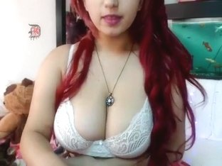Amateur webcam clip with me teasing with my curves