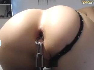 Siswet19 ... anal tube