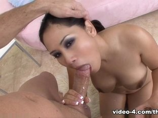 Exotic pornstar Jessica Bangkok in Crazy Deep Throat, Cumshots adult scene