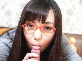 Horny Japanese chick Chiemi Yada in Best JAV uncensored Blowjob scene