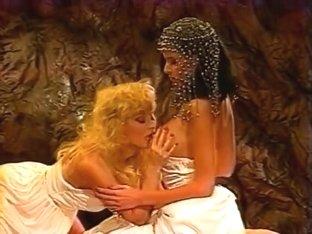 Nina - She had an Egyptian experience.
