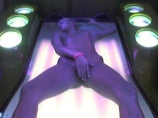 solarium pussy fingering 12