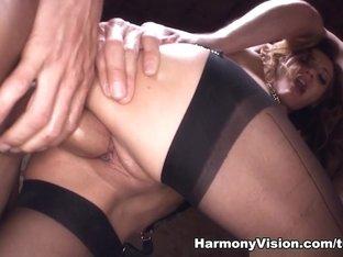 Amazing pornstar Alice Romain in Crazy Threesomes, Big Tits sex movie