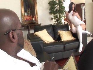 Best pornstar Jada Stevens in horny big tits, creampie porn clip