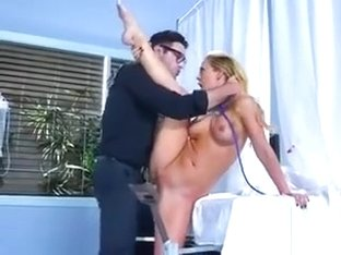 Curvy Patient Cherie Deville Gets A Good Dicking
