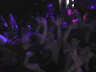 Crazy Rave At Woodys Strip Club In Cedar Rapids Iowa