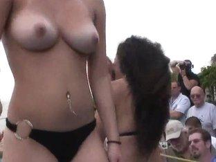 SpringBreakLife Video: Bikini Contest -Skin To Win