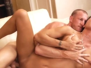 Jessica fucking her new office assistant