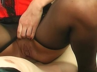 Anal-Pantyhose Movie: Christiana A and Mark