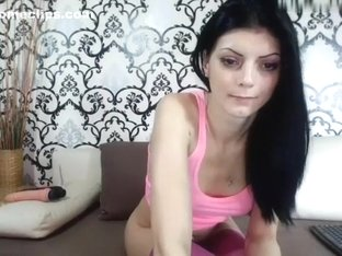 carlitahott non-professional movie scene on 2/1/15 9:21 from chaturbate