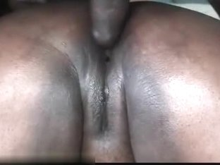 Large darksome butt needs a rod