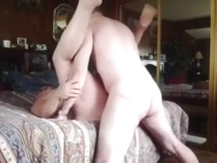 Broad white woman receives her filthy cleft pounded hard by her husband