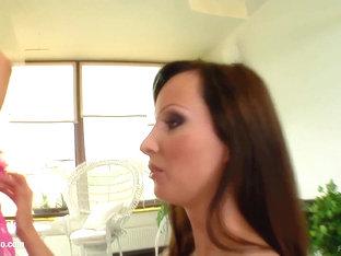 Pure POV presents gonzo sex scene with Cindy and Destiny