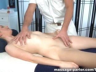 Incredible pornstars in Horny Massage, HD porn scene