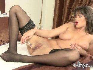Horny pornstar in Amazing Stockings, Babes adult scene