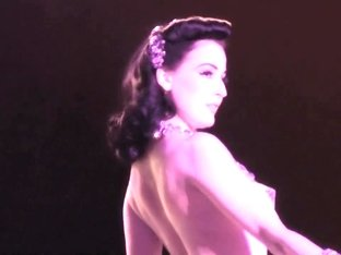 In Paris Dita Von Teese