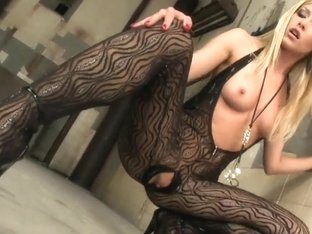 Sophie Moone is wearing her sexy outfit