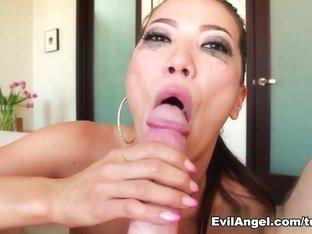 Exotic pornstars Jordan Pryce, Kalina Ryu in Best Blowjob, Pornstars sex video